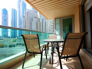 2 Bed Mesk Tower - Dubai Marina