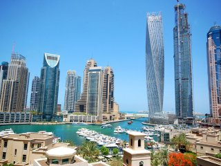 2 Bed Mesk Tower 2 - Dubai Marina