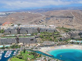 Patalavaca , apartamento con excelentes vistas a minutos caminando de la playa