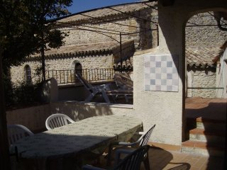 Provencal Village House (up to 7 persons), Buisson