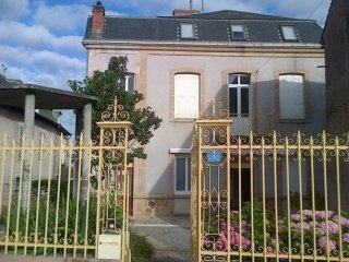 House with wonderful city view, Chateauponsac
