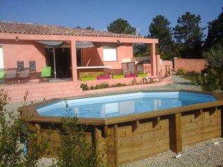 Bright house w/ pool in Solaro