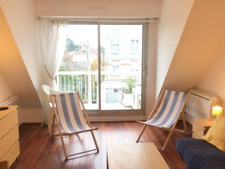 Bright & cosy apartment in La Baule