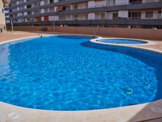 ApartUP Canet Beach I. Pool + PK