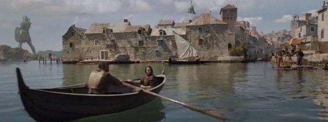 Apartment Bella Vista - Game of Thrones filming site