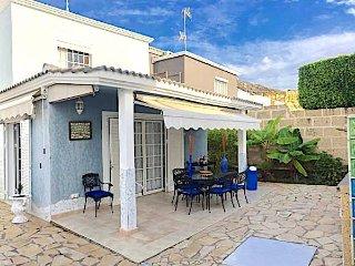 Villa Chalet Azul