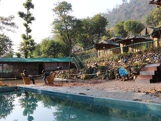 TripAaka Camps, Tapovan
