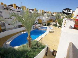 Lomas del Mar 5- WiFi, jardin privado y piscina climatizada