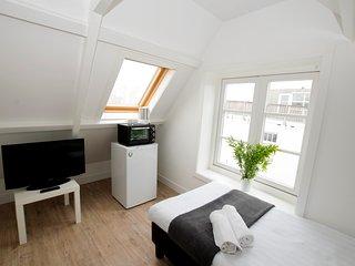 Kapitoshka studio apartment