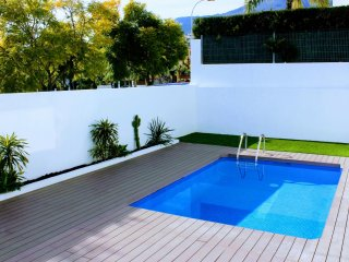 White Flamingo Luxury Villa in Benalmadena