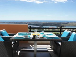 NEW/MODERN - Lovely Oasis Azul, Bonalba Golf (1A) - Sea & Golf views, Mutxamel