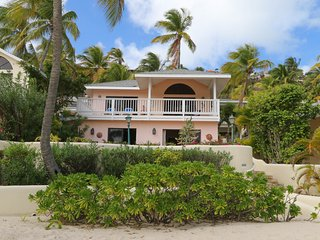Mamora Bay View Beachfront Villa, St. James Club Resort, Antigua