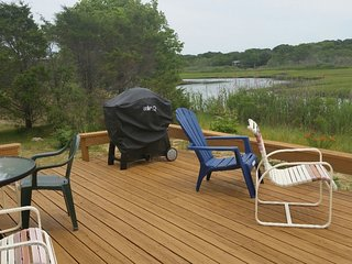 Private Waterfront House Fantastic Views Kayak Paddle Board Best View in Dennis!, West Dennis