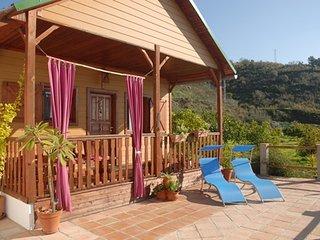 Ferienhaus mit atemberaubenden Ausblick