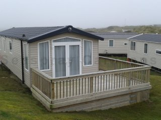 294 Piran Point Caravan at Haven Perran Sands with decking Three mile long beach