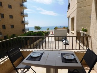 Apartamento de vacaciones con vistas al mar en Salatar, Roses, Costa Brava