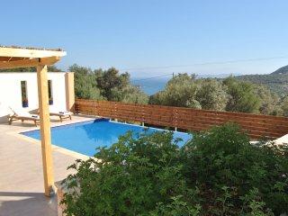 Villa Diosmos - Sivota Bay villa - Lefkada villas Greece