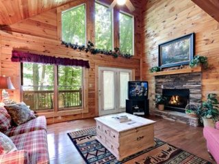 Perfect location! Only 2 miles to to Gatlinburg & Pigeon Forge!