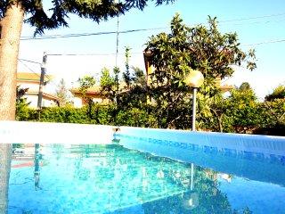 Villa Etna Glicine, Trecastagni