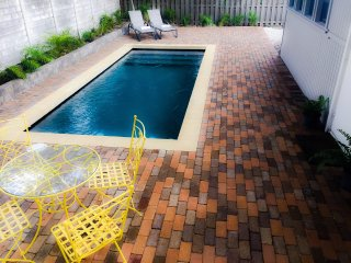 Beautiful pool home with a midcentury influence, newly and tastefully furnished, Wilton Manors