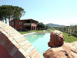 Villa Giaggiolo D, Bagno Roselle