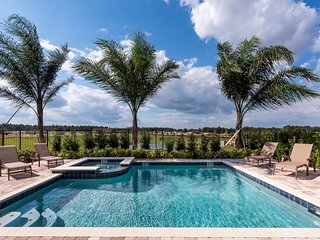 Luxury All 10 Suite Villa in Encore, mins to Disney