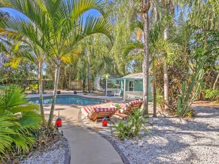 NEW! 3BR Venice House w/Private Pool & Backyard!