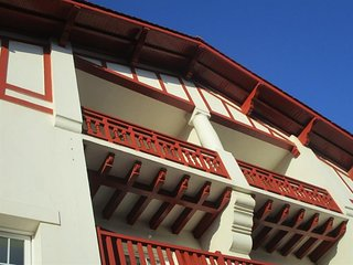 Résidence Bilkua - Quartier calme à 300 m de la plage, Hendaye