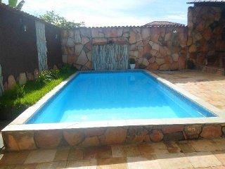 Casa da Adriana com piscina aquecida