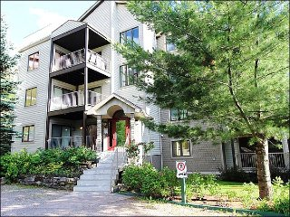 1BR Steps from the Pedestrian Village/Lifts / 215851