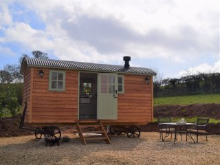 50737 Log Cabin in Lympstone