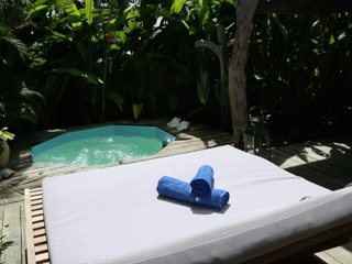 Bungalow de charme 3* Karaib Lodge