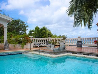 JOELLE... a truly unique luxury villa made for entertaining, great views and