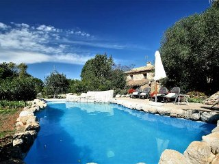 Villa in Sineu, 3 bedrooms, 7 people