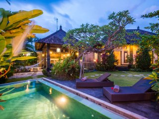 Fabulous Villa Maya, 2bd,rice field