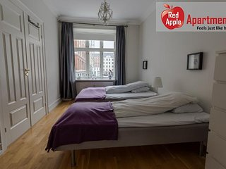 Charming apartment in historic building in Vesterbro - 2599
