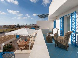 301 Villa near the Beach of Pescoluse