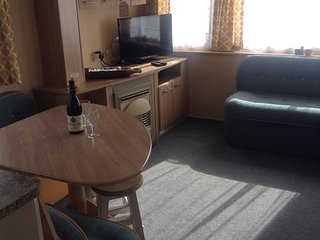 Casita....static caravan on a family friendly park close to Newquay