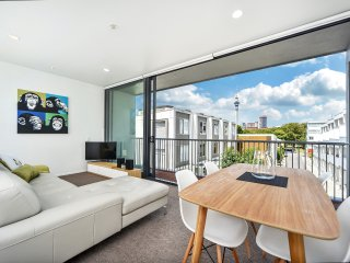 Walking distance to Wynyard Quarter, Auckland