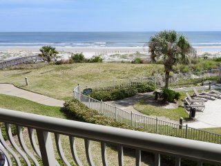 Oceanfront 1Bedroom Perfect Getaway Resort- Sandcastles Amelia Island Plantation