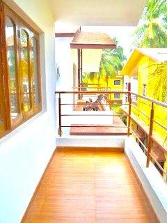 Sit Out & Balconies is Each Bedroom !