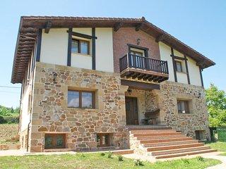 Casa independiente en pleno Valle de Carranza