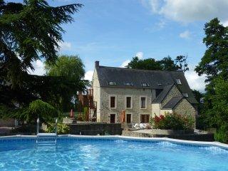 Le Moulin Morin - gite Le Moulin proche Bayeux et plages du debarquement