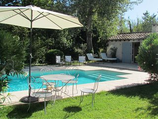 Luxury House 8 pers, StRemy de Provence, heated pool