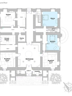 Ground Floor - Floor Plan
