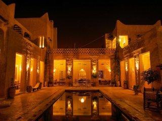 La magie d un Palais au ceour de la medina , jardin , hammam et piscine chauffee