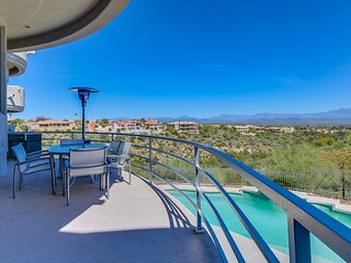 Breathtaking fully furnished rental Contemporary elegance., Fountain Hills