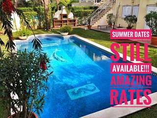 Superb villa! Summer dates still available SUPER SPECIAL ratesfor April and May