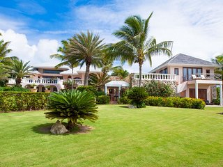 Luxury 10 bedroom Anguilla villa. Luxury!
