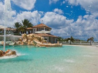 Luxury 7 bedroom St. Martin villa. Luxury!